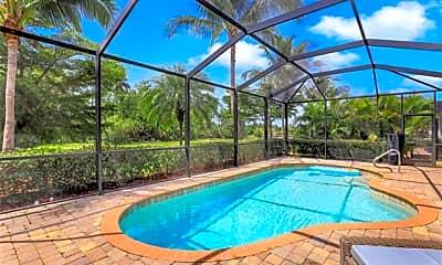 Pool, 9530 Piacere Way, 1