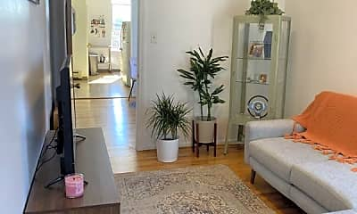 Living Room, 701 Adams St, 1