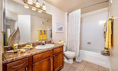 Bathroom, Colonial Village At Twin Lakes, 2