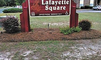 Lafayette Square, 1