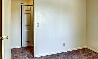 Bedroom, Parkview Apartments, 2