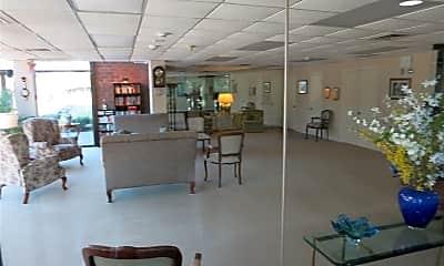 Living Room, 800 Willis Ave, 1