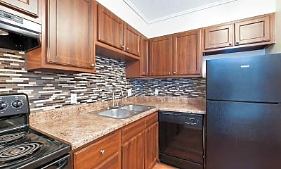 Kitchen, The Hills at Oakwood, 0