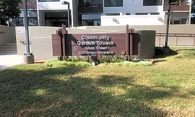 Community Garden Towers, 1