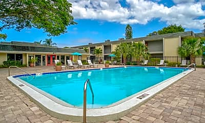 Pool, Villas at Flagler Pointe, 0