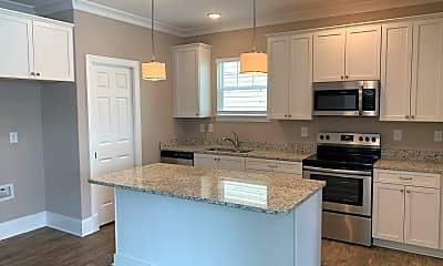 Kitchen, 309 McKibben St, 1