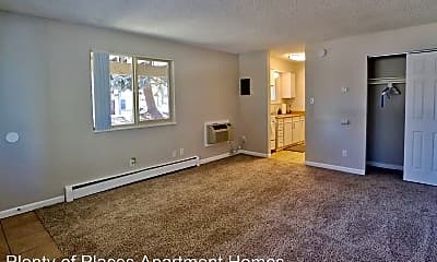 Living Room, 9803 W Girton Dr, 2