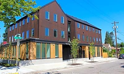 Building, 1611 N Rosa Parks Way, 0