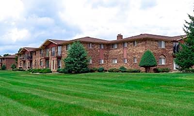 Building, Rivercrest Arms Apartments, 1