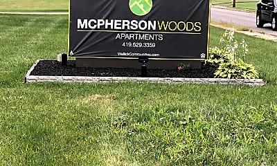 Mc Pherson Woods, 1