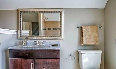 Bathroom, 1805 Avenue S, 2