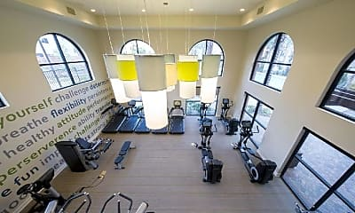 Fitness Weight Room, 6850 Mission Gorge Rd, 2