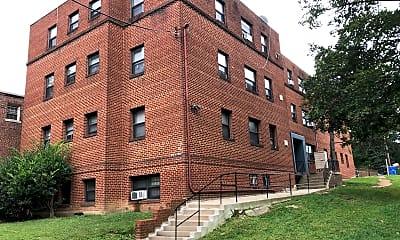 Blair apartments, 0