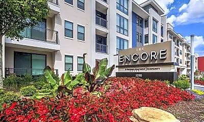 Community Signage, The Encore, 2