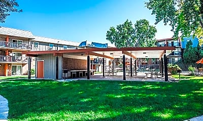 Recreation Area, Cedar Run Apartments, 2