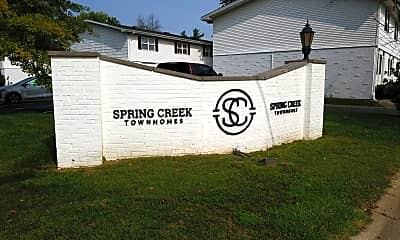 Spring Creek Townhomes, 1