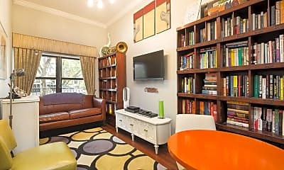Living Room, 453 12th St 1-A, 1