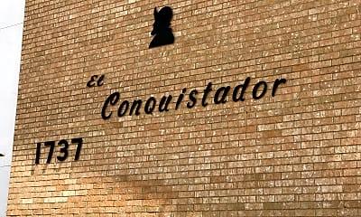 EL CONQUISTADOR APARTMENTS, 1