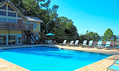 Pool, The VUE at Crestwood Apartments, 0