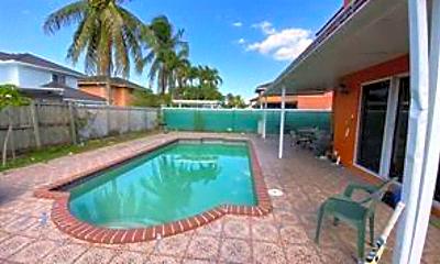 Pool, 14125 SW 167th Terrace, 1