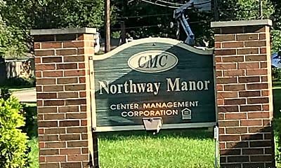 Northway Manor, 1