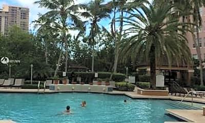 Pool, 19801 E Country Club Dr, 2