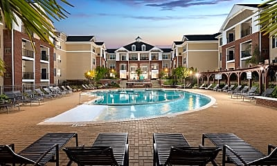 Pool, Abberly CenterPointe, 0
