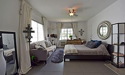 Living Room, Gator APTS, 1
