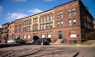 Building, 825 E 1st St, 0