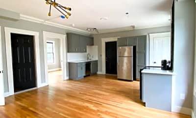 Living Room, 185 Broadway, 1