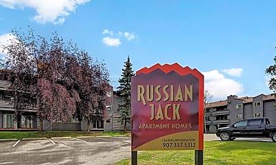 Russian Jack, 2
