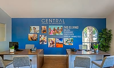 Central on Broadway, 1