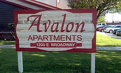 Avalon Cove (Broadway), 1