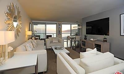 Living Room, 201 Ocean Ave 909P, 0