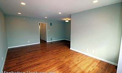 Living Room, 7741 Romaine St, 1