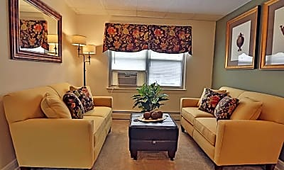 Living Room, Loch Bend Apartments, 0