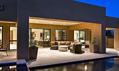 Living Room, 9894 E Miramonte Dr, 2