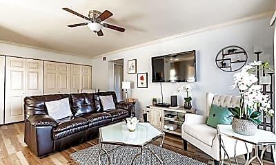 Living Room, 3600 N Hayden Rd 2405, 0