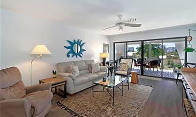 Living Room, 4200 Belair Ln 308, 1