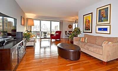 Living Room, 8315 N Brook Ln 802, 0