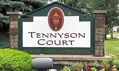 Tennyson Court Apartments, 1