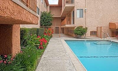 Pool, Mountain View Manor, 1