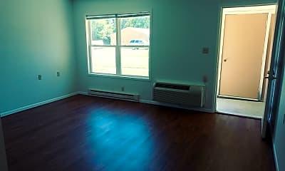 Living Room, Prairie Springs Apartments, 0