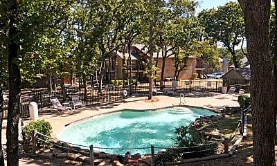 Pool, The Vibe at Landry Way, 2