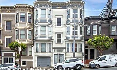 Building, 3191 California St, 2