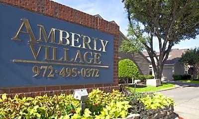 Amberly Village Townhomes, 1