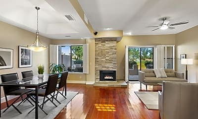 Living Room, 7272 E Gainey Ranch Rd 53, 1