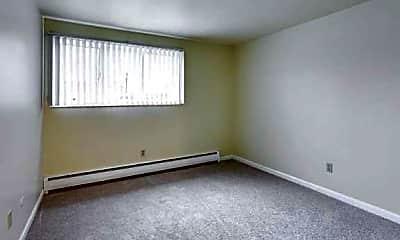 Bedroom, Sheridan Drive Apartments, 2