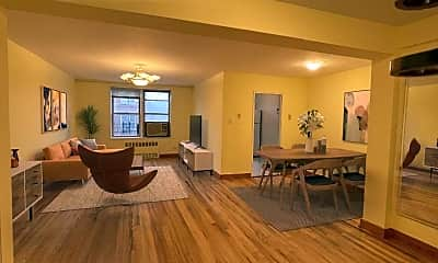 Living Room, 759 E 10th St 6E, 0