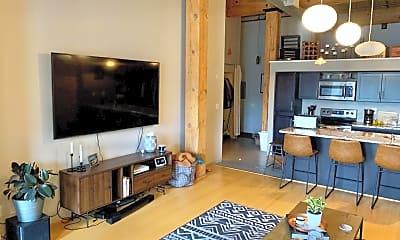 Living Room, 210 N 2nd St, 1